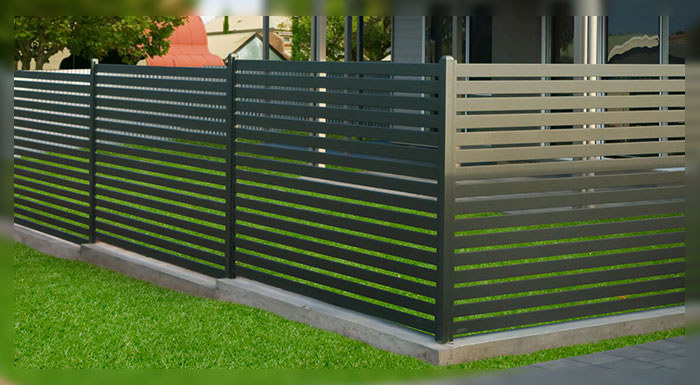 Colorbond Fencing Services Metal Fencing Company In Perth